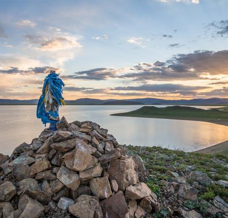Les contrastes de la Mongolie 2