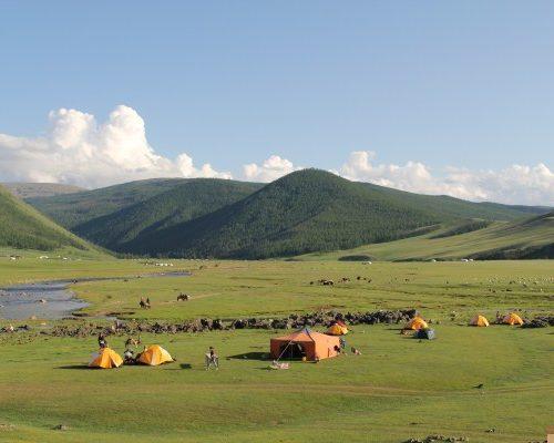 18 Campement Vallée d'Orkhon