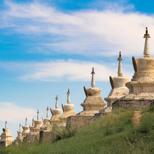 32 Stupa Erdene Zuu