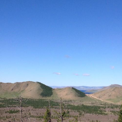 77 vue depuis Volcan Khorgo