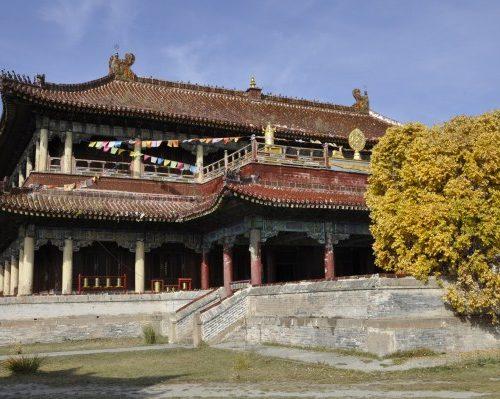 17 Tsetserleg Monastere