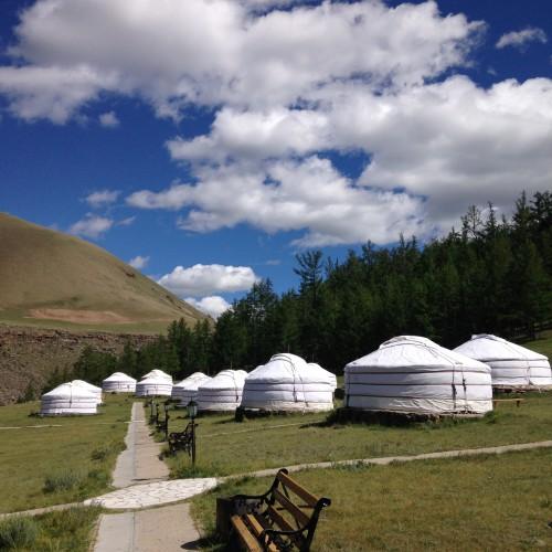82 camp yourtes tariat