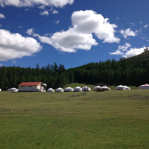 83 Camp Yourtes tariat
